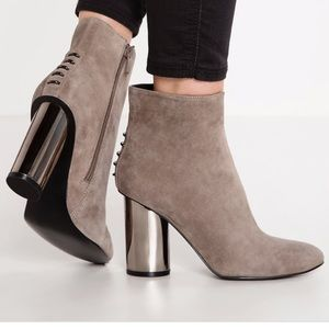 Kendall & Kylie smoky taupe Kenzie boot